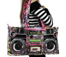 Ghetto Blaster Bag