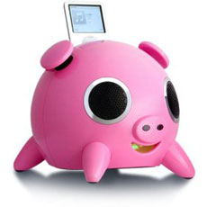 iPig iPod Docking Station