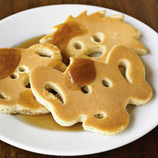 Jungle Pancake Molds by William Sonoma