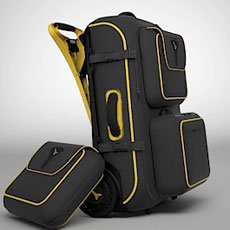 Live Luggage Hybrid PA Series Bag