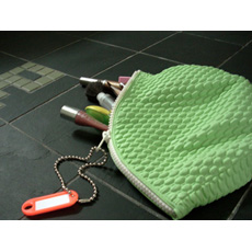 Swim Cap Cosmetic Bag
