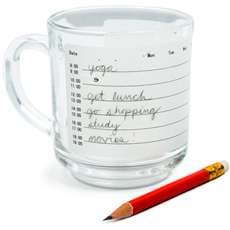 Write-On Mug
