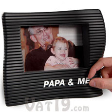 Letter Board Picture Frame