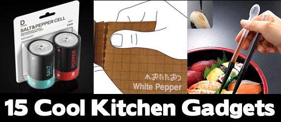 15 Cool Kitchen Gadgets