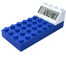 Lego Block Calculators