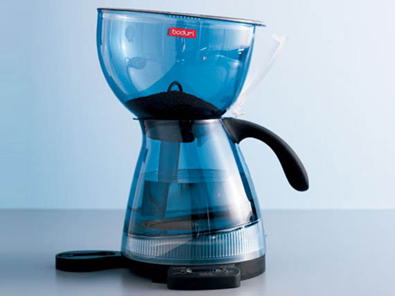 Vacuum Coffee Maker Instructions : bodum santos electric coffeemaker