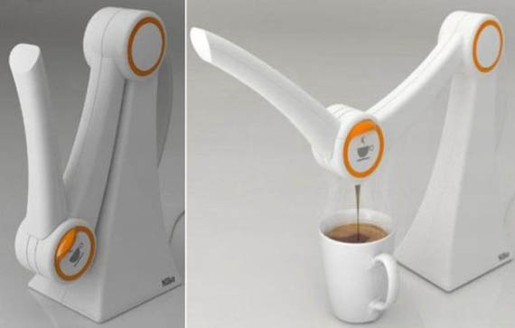 Interesting Unique Coffee Makers Maker May Have Just Trumped Cocoon As Most To Watch A With Decor