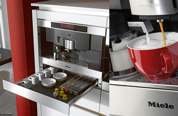 12 Incredible Coffee Maker Designs Incredible Things
