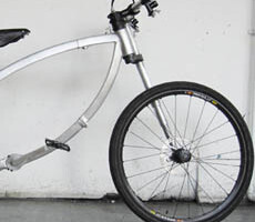 Eye to Hand Folding Bike