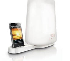 Phillips Wake-Up Ligt with iPod Dock