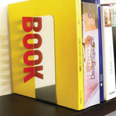 13 Brilliant Bookends