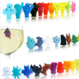 Vacu Vin Party People Glass Markers