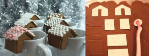 Gingerbread House That Sits On Your Mug