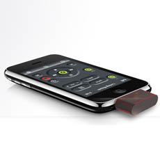 L5 Remote Add-on for iPod Touch