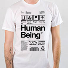 Origin68 human being t shirt incredible things for Buy being human t shirts online