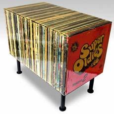 Super Oldies Side Table