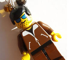 Guys & Gals Lego Character Necklaces
