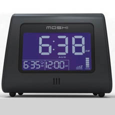Moshi Voice Control Digital Clock Radio
