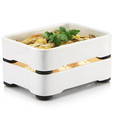 Stackable Oven To Table Cookware
