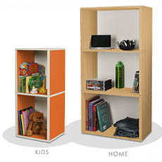 Way Basics Recycled Paper Furniture
