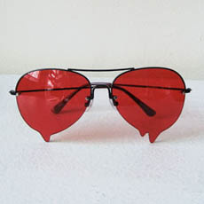 Blood Dripping Sunglasses