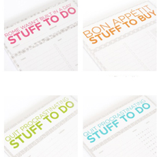 Modernemotive Notepads