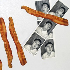 Bacon Slice Magnets