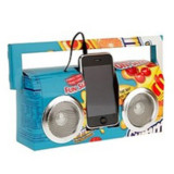 Recycled Boombox