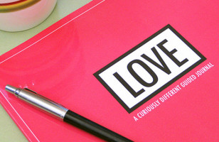Love Guided Journal