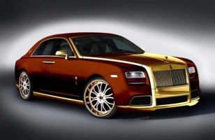 Rolls-Royce Ghost Diva edition by Fenice Milano