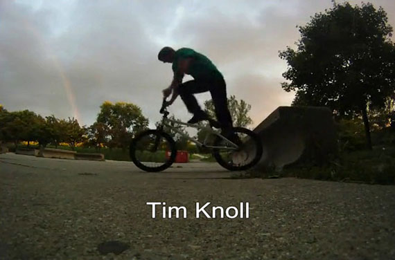 Tim Knoll BMX – VIDEO