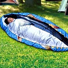 Tuna Fish Sleeping Bag