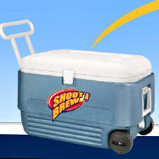 Shoot A Brew Cooler