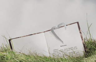 Gardenparty Bookmarks: The Bookworm