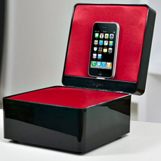 PEARLBOX Speaker Box for iPod