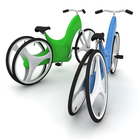 Bicycle Design for People with Disabilities