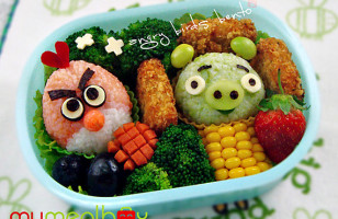 Play Your Angry Birds and Eat Them Too