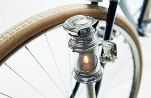 Candlelight is Much Better Than Normal Bicycle Reflectors