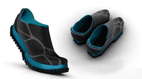 The Dynamic Footwear HX1 Has More Layers than Your Running Shoes