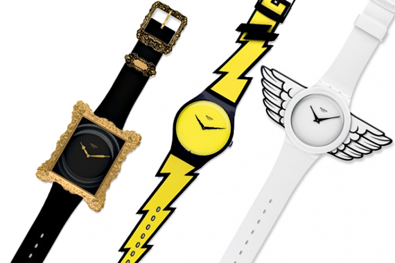 Jeremy Scott x Swatch Watch Collection