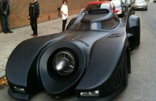 Holy Awesome Cars Batman! It's The Batmobile!