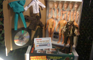 Make Hordes of Undead Toys with the Make Your Own Zombie Kit