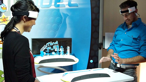 Mattel's Mindflex Duel Unleashes The Force In All Of Us