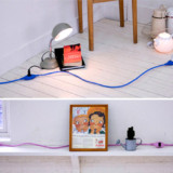 Multi Lines Extension Cords