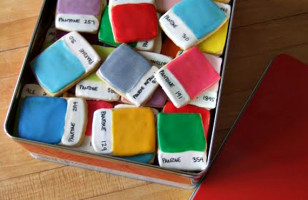 Pantone Cookies Send Design Lovers Into Diabetic Coma