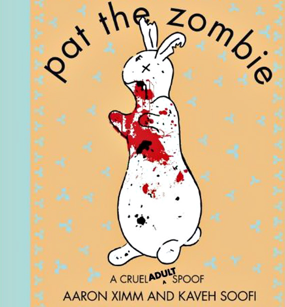 Traumatize Your Children with Pat the Zombie