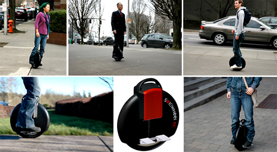 We're One Step Closer To The Hoverboard With Solowheel
