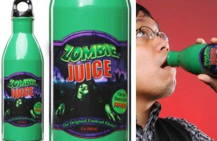 Survive the Outbreak with Zombie Juice Water Bottle