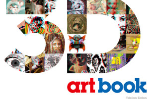 The 3D Art Book Celebrates A Contemporary Medium