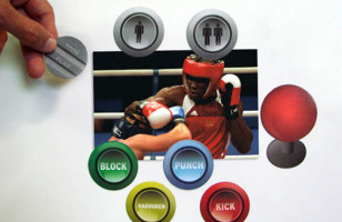 Arcade Magnets Add Some Kick to Your Fridge